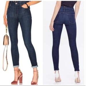 MOTHER The Looker High-Rise Skinny Jeans Size: 27